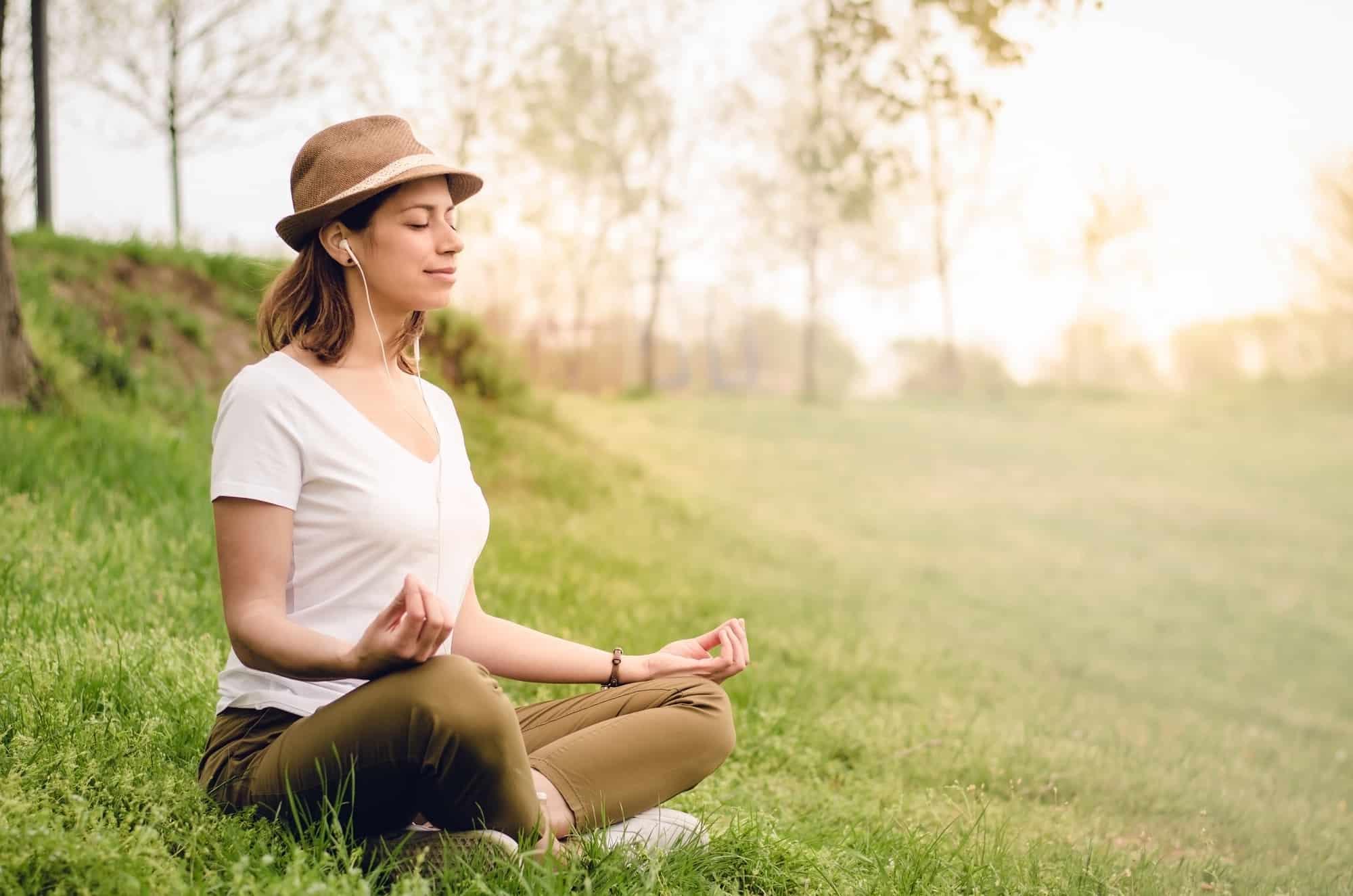 geführte meditation anhören